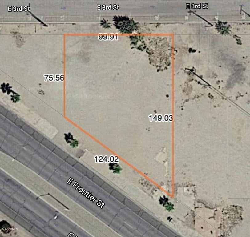 Map Of Eloy Arizona.107 E 3rd St Lot 2 Eloy Az 85131