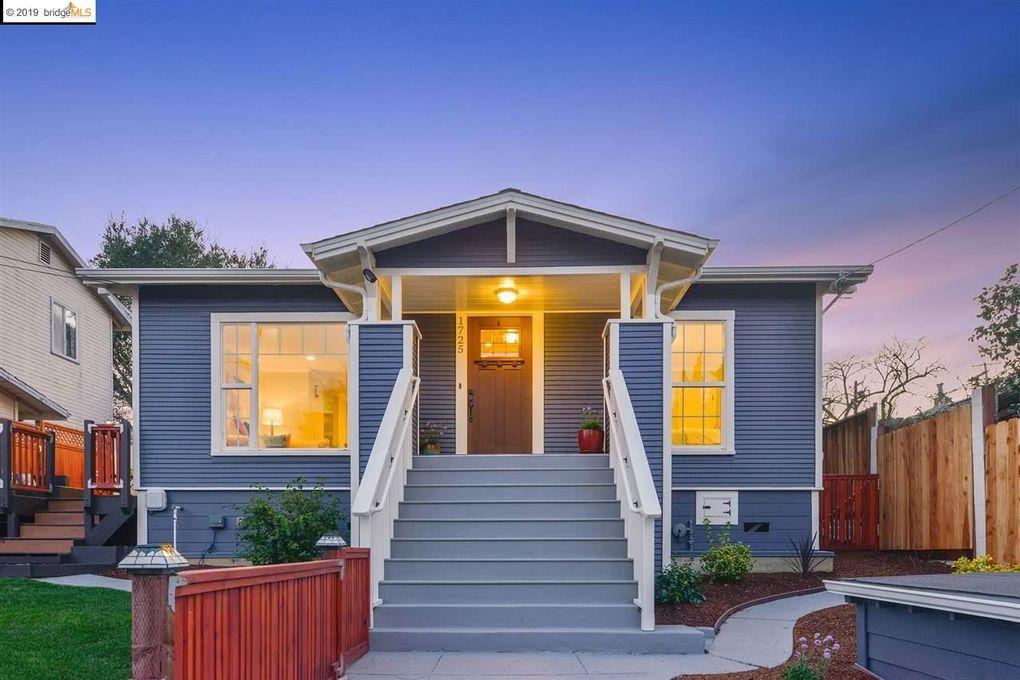 1725 San Benito St, Richmond, CA 94804