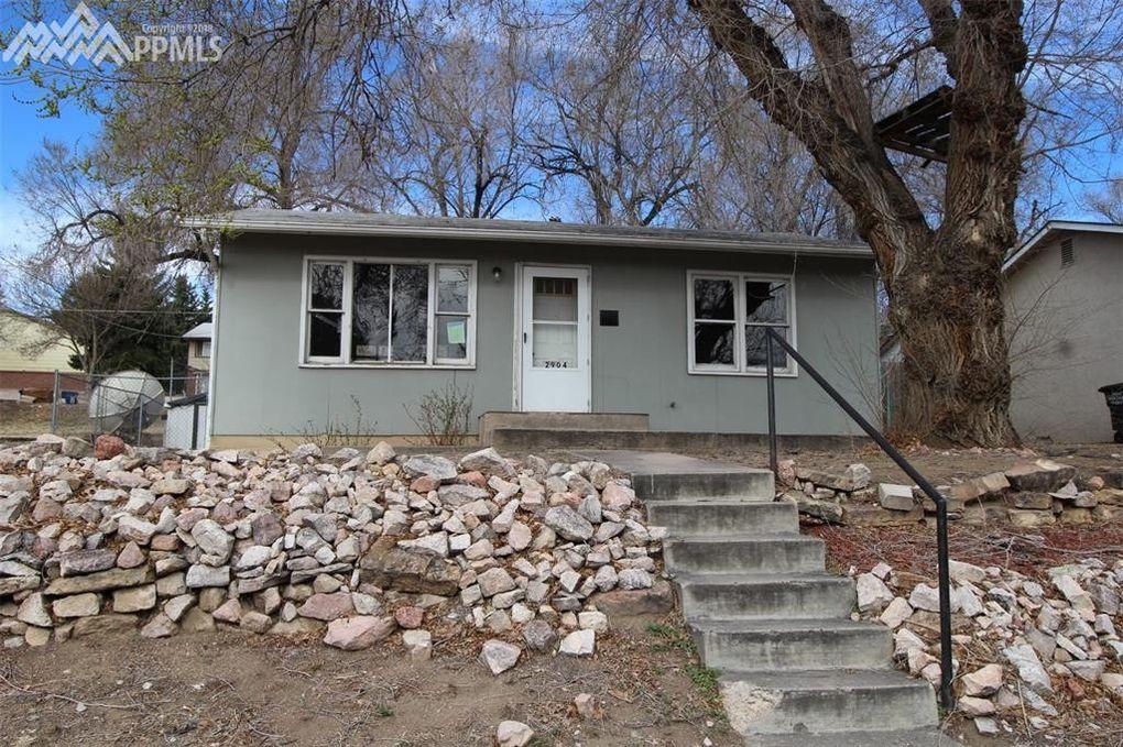 2904 Parker St, Colorado Springs, CO 80907