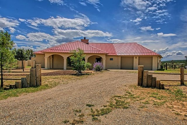 Horse Property For Sale In Edgewood Nm