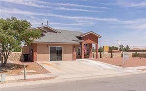 14589 Desierto Bello Ave, Horizon City, TX 79928