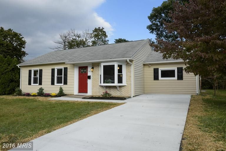 827 Ivydale Ave Reisterstown, MD 21136
