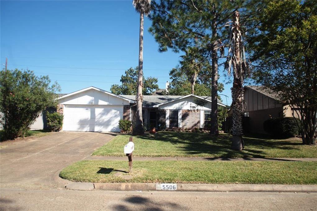 5506 Girnigoe Dr Houston, TX 77084