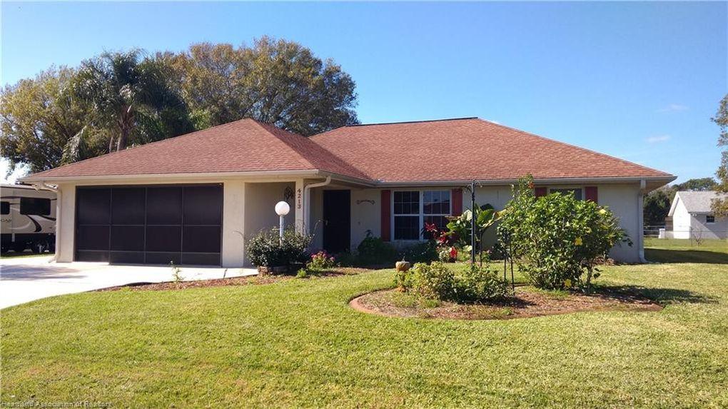 4213 Mandarin Rd Sebring, FL 33875