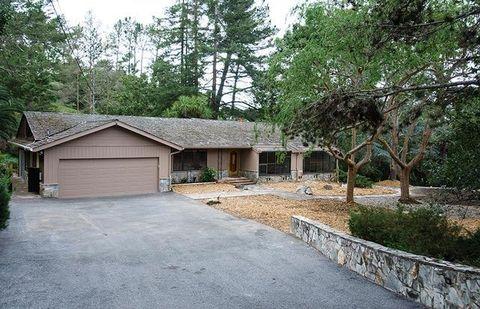 160 Fawn Ln, Portola Valley, CA 94028