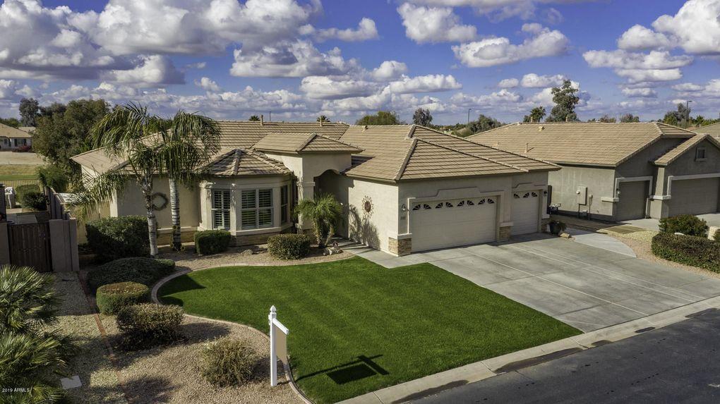 6782 S Santa Rita Way, Chandler, AZ 85249