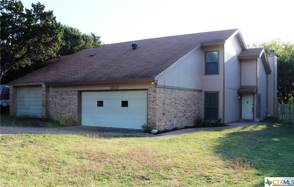 1203 Boulder Run, Harker Heights, TX 76548