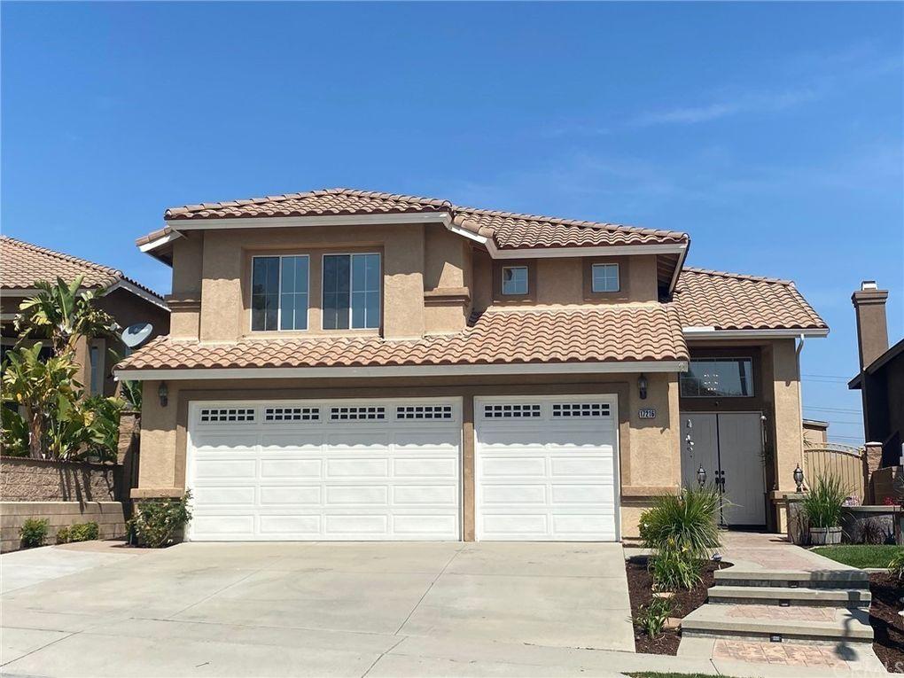 17216 Rachels Way Chino Hills, CA 91709