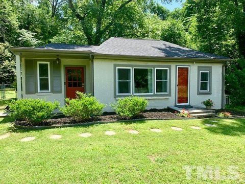 Photo of 819 Bill Poole Rd, Rougemont, NC 27572