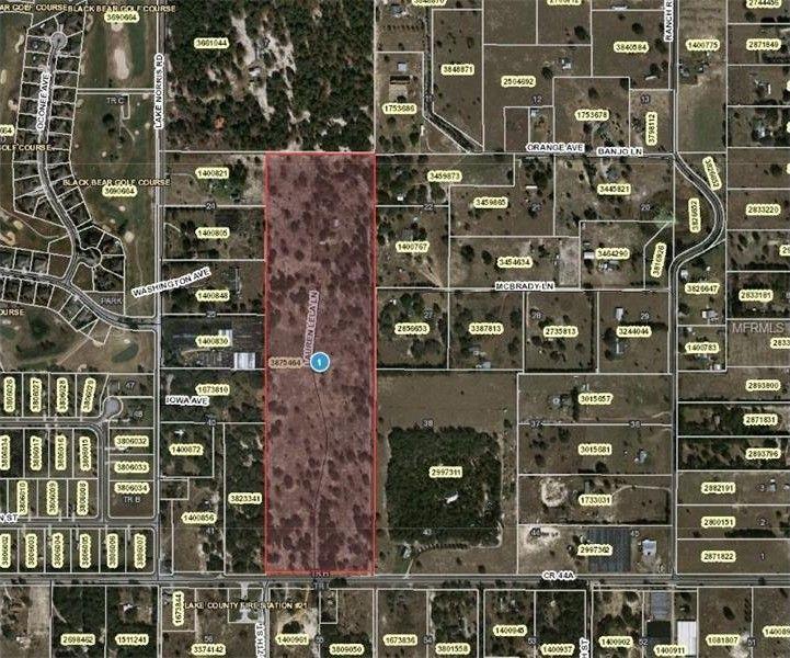 Eustis Florida Map.25149 County Road 44 A Eustis Fl 32736 Realtor Com