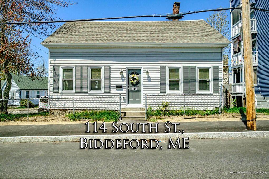 114 South St Biddeford Me 04005 Realtor Com