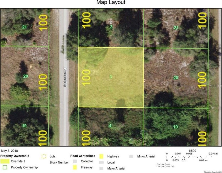 294 Bolender St Punta Gorda FL Land For Sale and Real