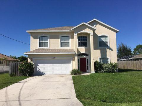 6448 Nw Fagan St, Port Saint Lucie, FL 34986
