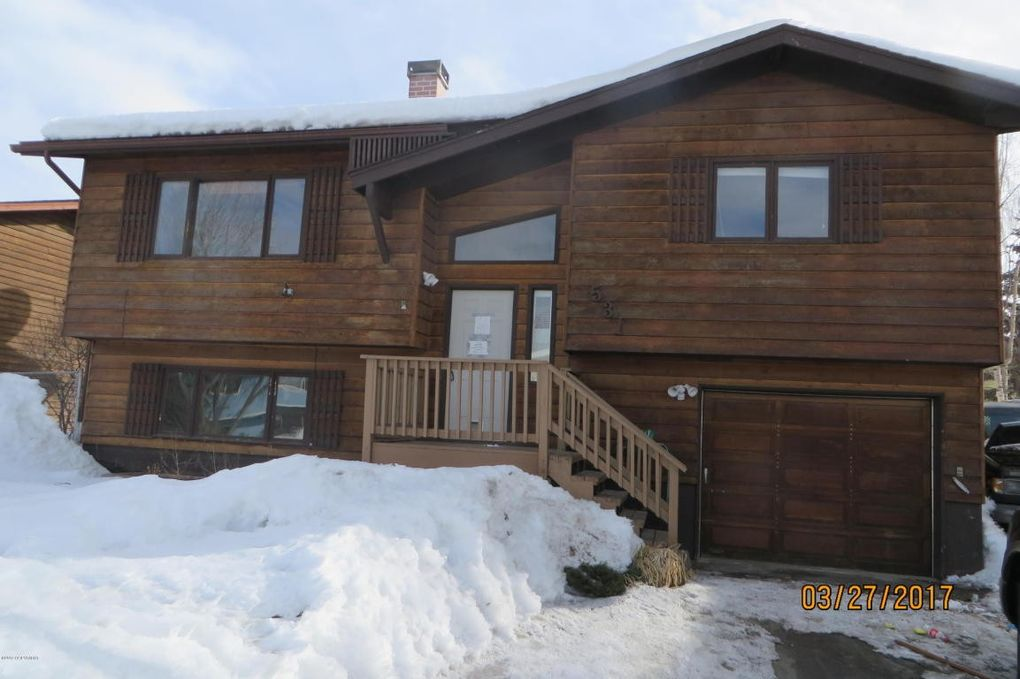 531 Mellow Pl, Anchorage, AK 99508