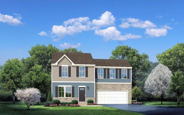 New Construction Homes For Sale Morrow Ohio