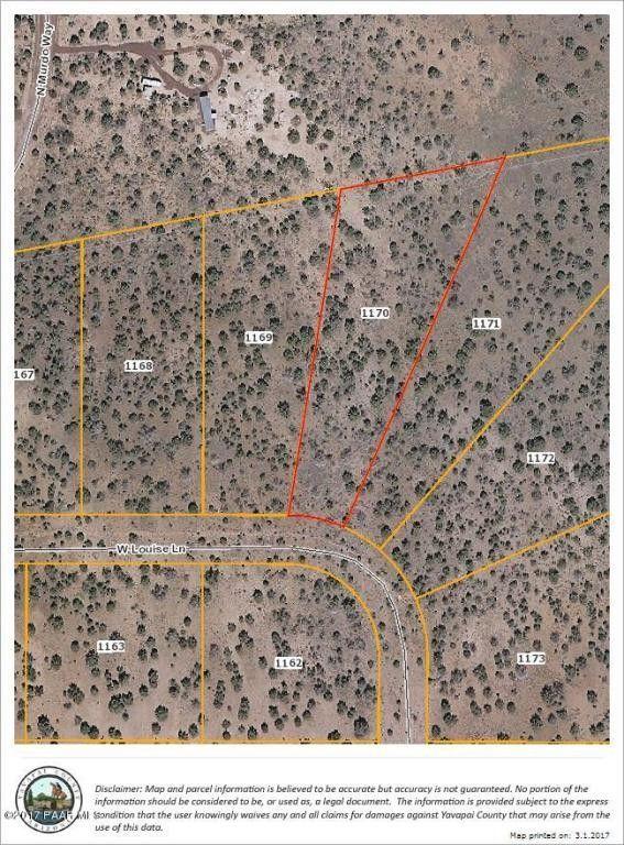 Map Of Arizona In 1800.1800 W Louise Ln Lot 1169 Ash Fork Az 86320 Realtor Com