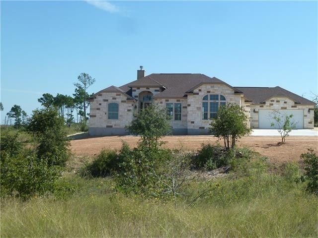 389 mc allister rd bastrop tx 78602 for Home builders bastrop tx