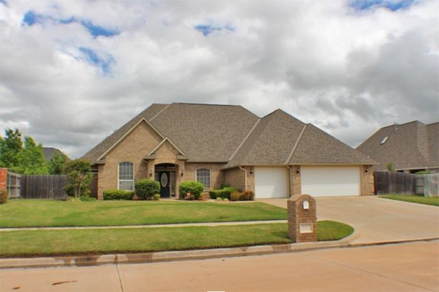 7616 wyatt lake dr lawton ok 73505 for Home builders in lawton ok