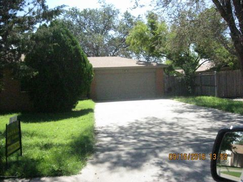 2602 14th Ave, Canyon, TX 79015