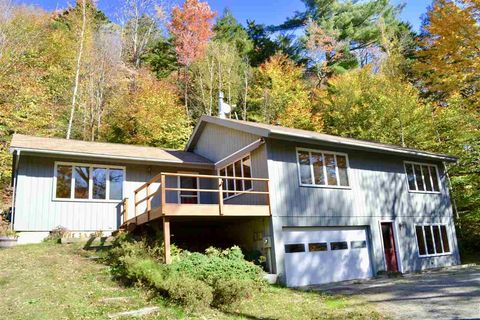 103 Stark Mountain View Rd, Fayston, VT 05673