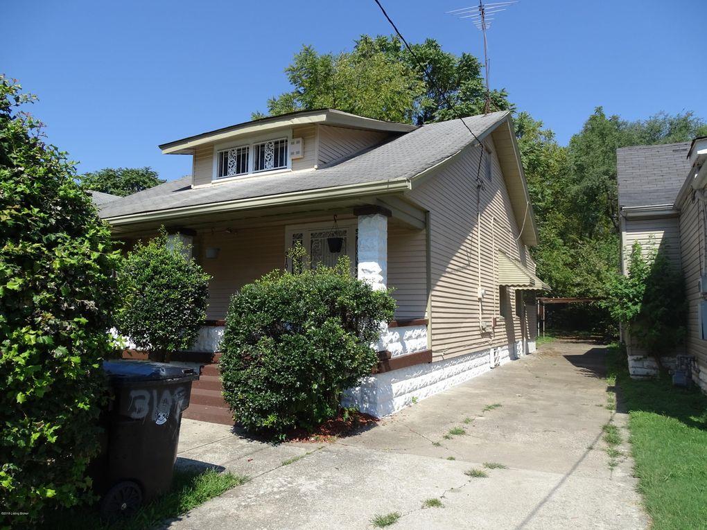 Sensational 3109 Dumesnil St Louisville Ky 40211 Home Interior And Landscaping Mentranervesignezvosmurscom