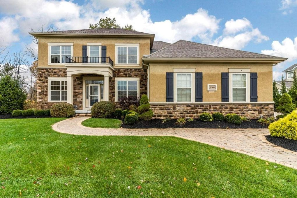 Lovely Tidewater Homes #5: 9140 Mc Clellan Dr, New Albany, OH 43054