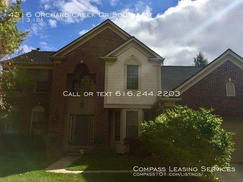 Photo of 4316 Orchard Creek Dr Se, Grand Rapids, MI 49546