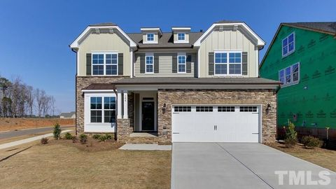 164 Martingale Dr Unit 59, Holly Springs, NC 27540