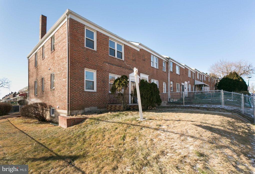 3701 West Franklin St, Baltimore, MD 21229