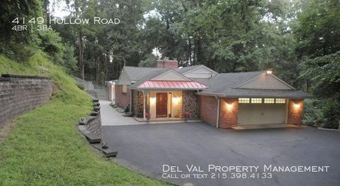 Photo of 4149 Hollow Rd, Phoenixville, PA 19460
