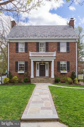 Photo of 4620 Nottingham Dr, Chevy Chase, MD 20815