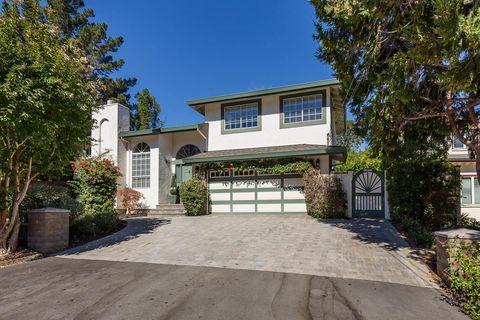 546 Sunset Way, Redwood City, CA 94062