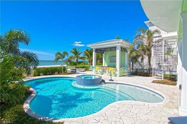 Beachfront Rental Homes Ft Myers Beach Florida