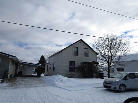 15642 N Oak St, Hermansville, MI 49847