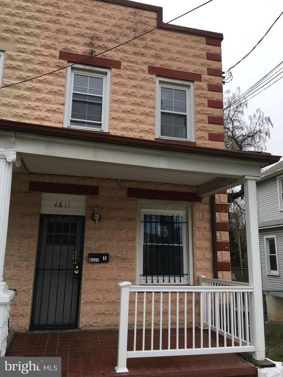 Fine 4811 Frankford Ave Baltimore Md 21206 Home Interior And Landscaping Palasignezvosmurscom