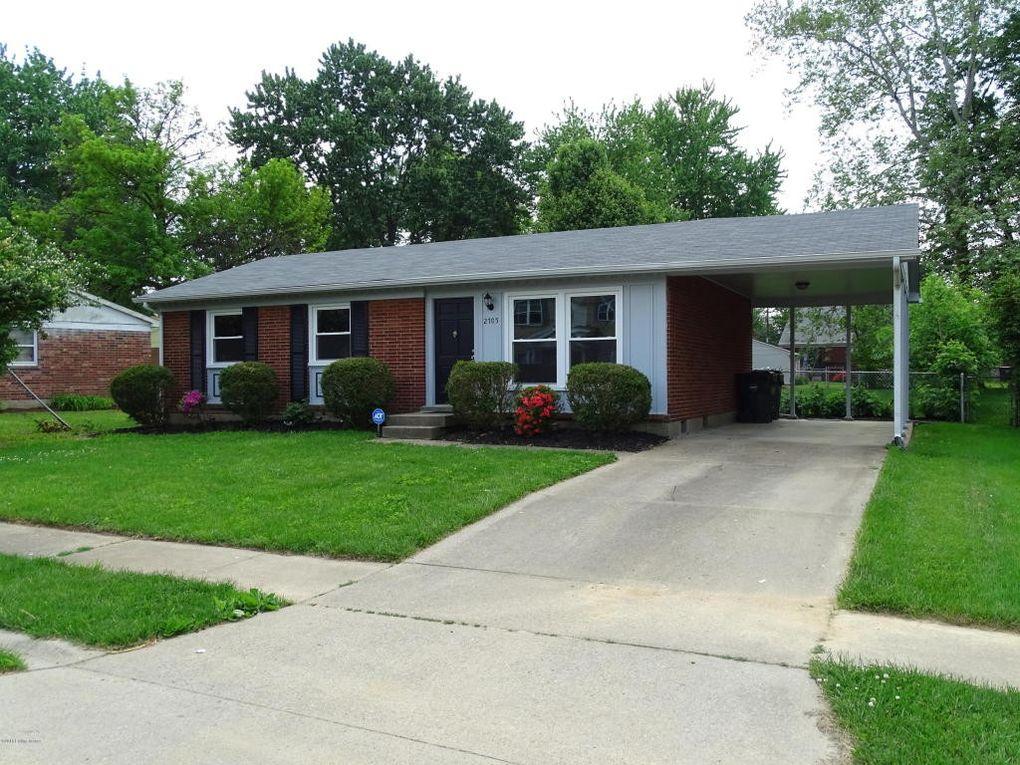 Phenomenal 2705 Gleeson Ln Louisville Ky 40299 Home Interior And Landscaping Mentranervesignezvosmurscom