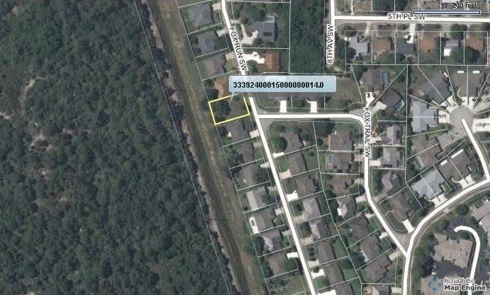Map Of Vero Beach Florida.595 Fox Run Sw Vero Beach Fl 32962 Realtor Com