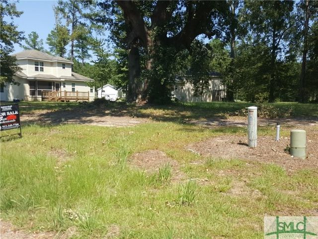 Live Oak Ln Garden City Ga 31408 Land For Sale And