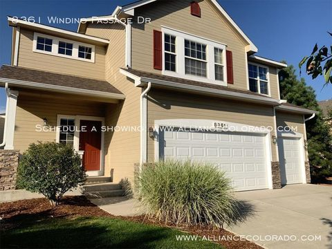 Photo of 8361 Winding Passage Dr, Colorado Springs, CO 80924
