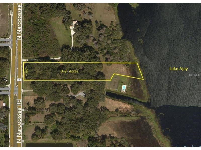 narcoossee rd saint cloud fl 34771 land for sale and