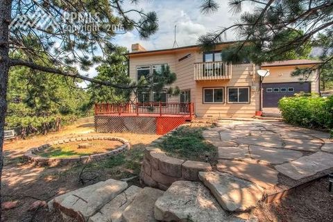 Photo of 7810 Gardiner Rd, Cascade, CO 80809