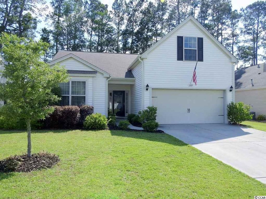 209 Golden Oaks Dr, Murrells Inlet, SC 29576