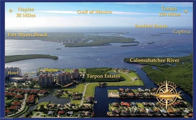 6080 Tarpon Estates Blvd Cape Coral Fl 33914 Land For Sale And