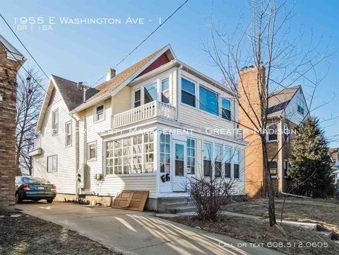 Photo of 1955 E Washington Ave Unit 1, Madison, WI 53704