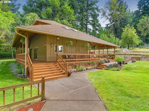 Admirable With Waterfront Homes For Sale In Oregon City Or Home Interior And Landscaping Eliaenasavecom