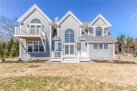 30 Harbor Hill Rd Bristol Me 04541 House For