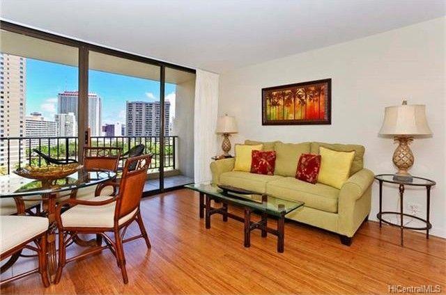 411 Hobron Ln Apt 1014, Honolulu, HI 96815