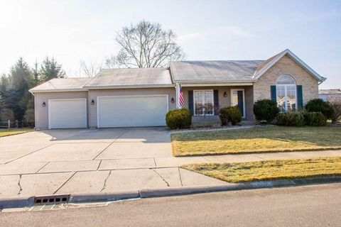 804 Wheatly Dr, South Bend, IN 46614
