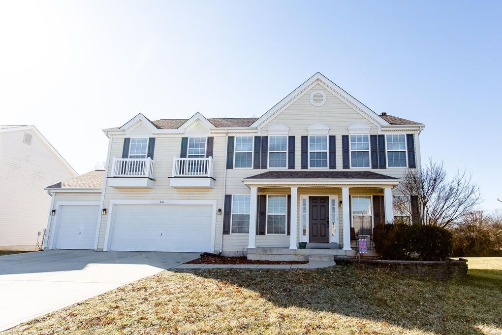 Fairview Heights Il >> 201 Crystal Ln Fairview Heights Il 62208