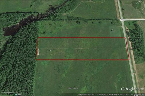 County 42 Rd, Effie, MN 56639